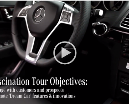 Mercedes-Benz Canada Fascination Tour