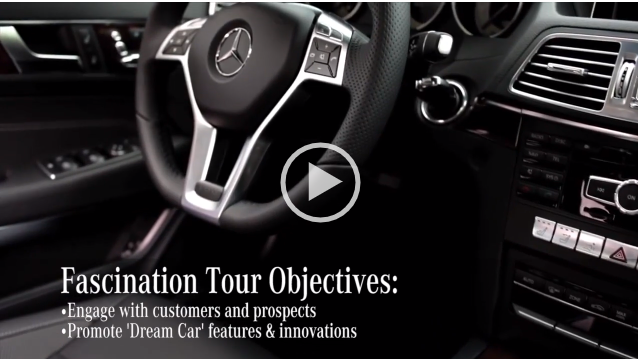 Mercedes-Benz Canada Fascination Tour