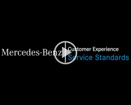 Mercedes-Benz Canada Service Standards